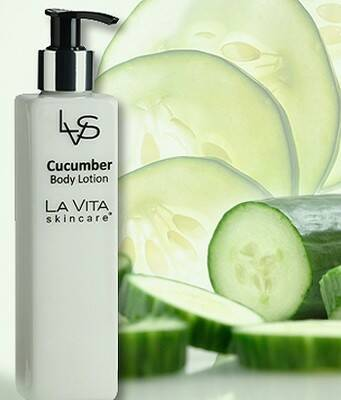 Body Lotion Cucumber