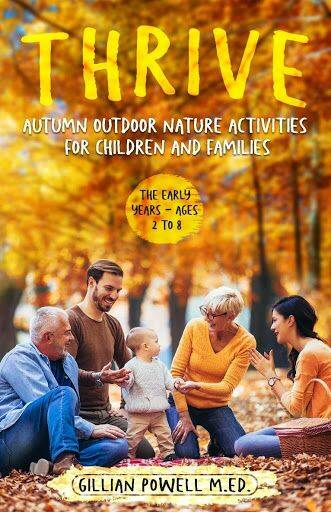 Thrive - Autumn Outdoor Nature Activities for Children and Families