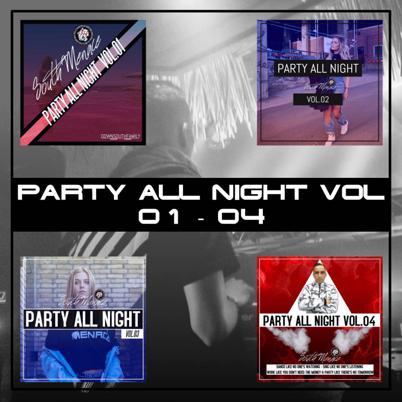 Party All Night Vol. 01 - 04