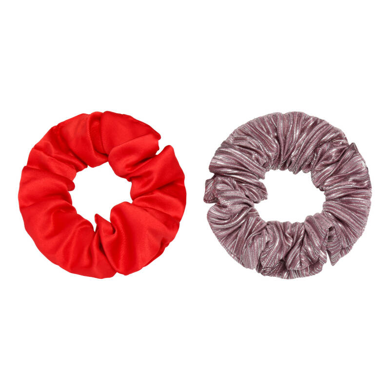 Scrunchie Red Combo