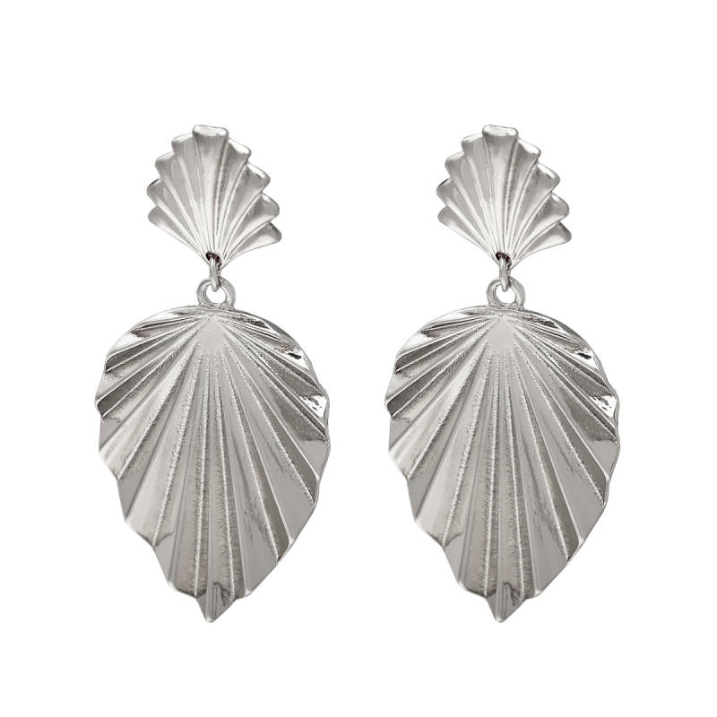 Earring Be Chic Silver