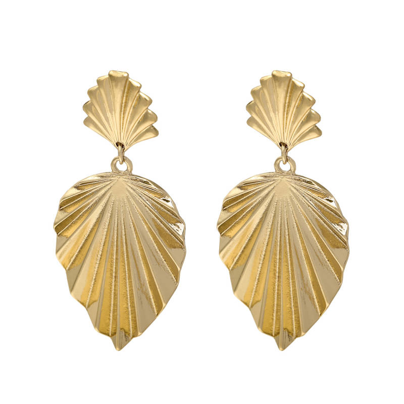 Earring Be Chic Gold