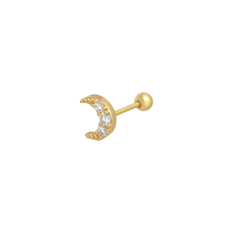 Piercing Moon Gold