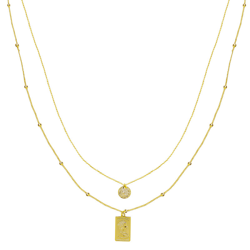 Necklace Elizabeth gold