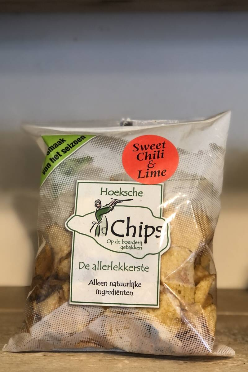 Chips sweet chili & lime