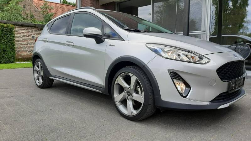 Ford Fiesta Active 1.0 EcoBoost