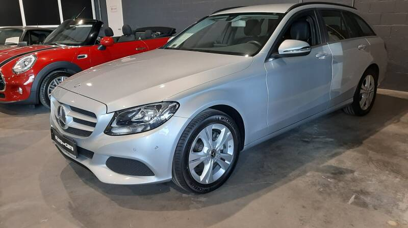 Mercedes C 200 CDI AUTOMAAT! GPS-ALU 17-PDC-TOUCHPAD-CRUISE