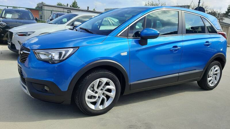 Opel Crossland X Innovation Ecotec 1.5 Turbo D AUTOMAAT GPS