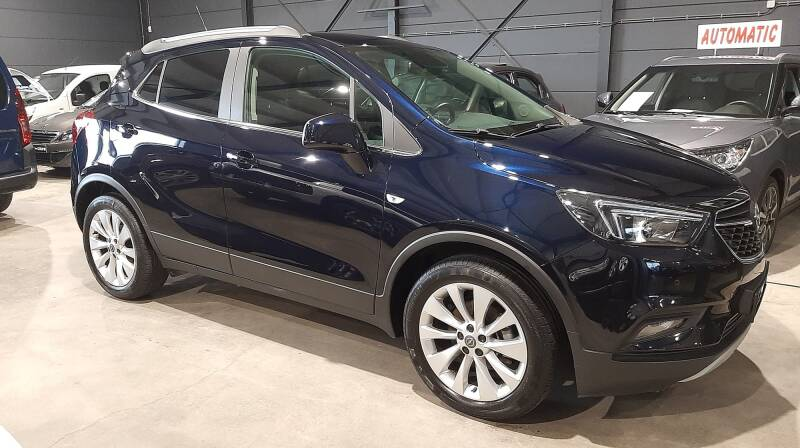 "Opel Mokka X Innovation 1.6 D 136 pk! Alu 18""! AppleCarPlay!"