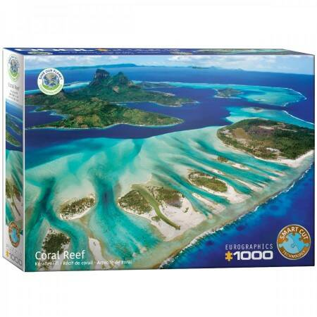 Save the Planet! Coral Reef (1000)