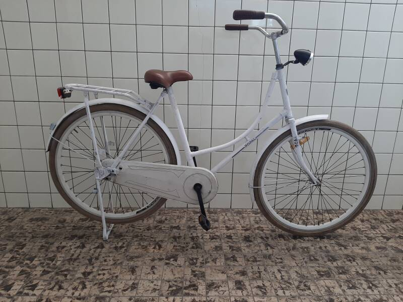 F00112 Popal omafiets populair 28 inch maat 57