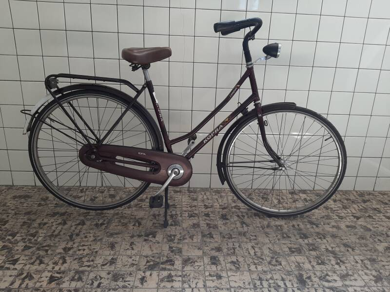 F00124 Kopra Comfort stadsfiets 28 inch dames 50 cm small bicycle cheap
