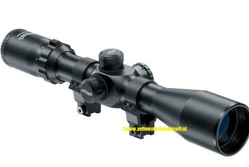 Walther 3-12x44 scope