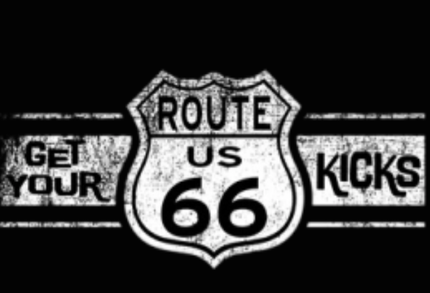 ROUTE 66 GET YOUR KICKS