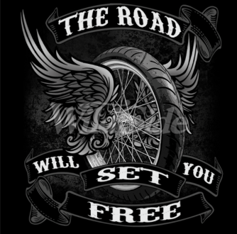THE ROAD WILL SET YOU FREE