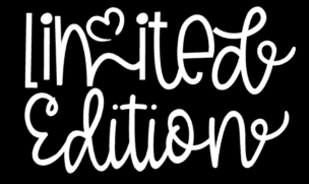 Limited Edition (Wit)