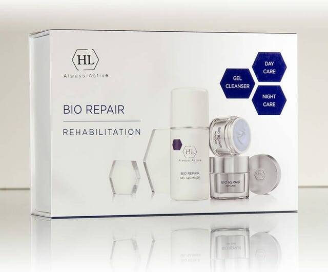 HL Cosmetics Bio Repair Rehabilitation Home Kit