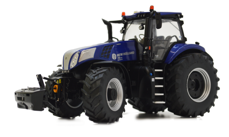 New Holland T 8 - 435 Genesis Bleu Power