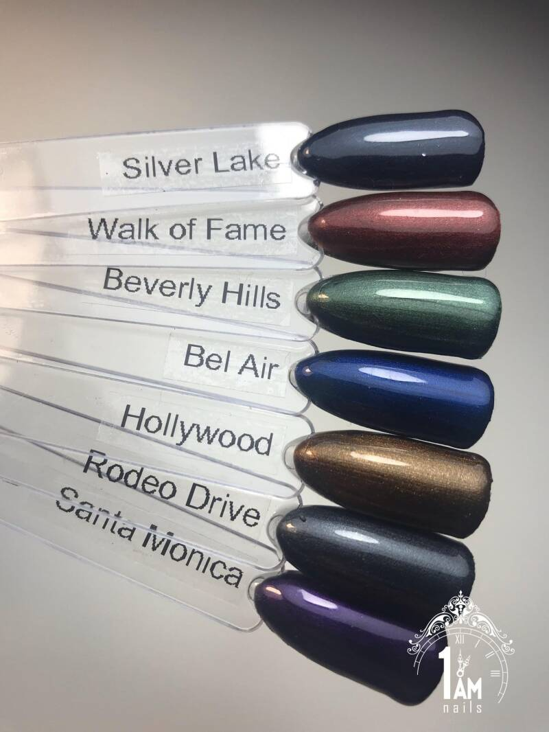 Los Angeles collection