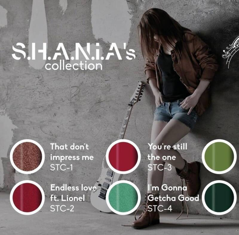 S.H.A.N.I.A'S collectie