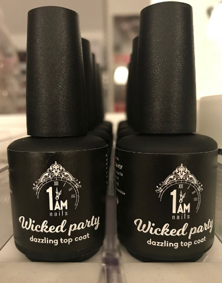 Wicked party topcoat
