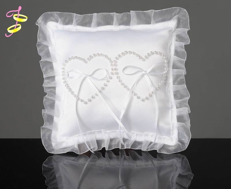 Wedding ring pillow PS01