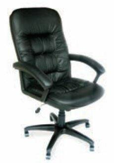 LEA-PRHF9107 High Back Executive Chair