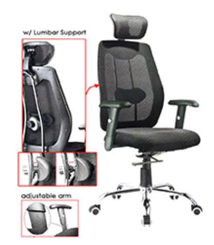 MESH-GDCBNH301 High Back Executive Mesh Chair