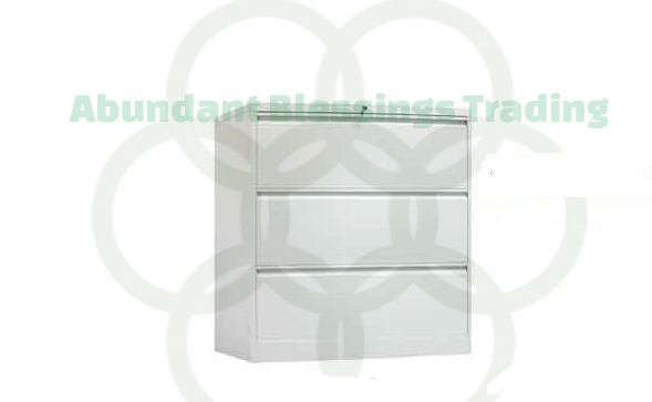 FC-3L 3 Drawer Lateral Filing Cabinet