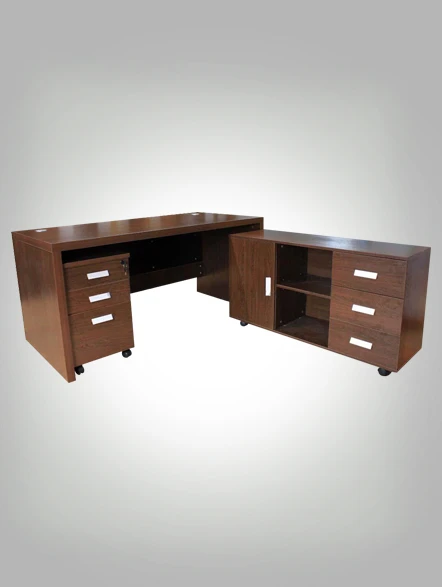 FST-GPCW208 L-Shaped Executive Desk