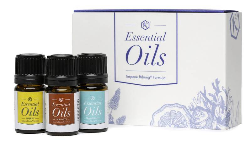 Essential Oils Trio Pack
