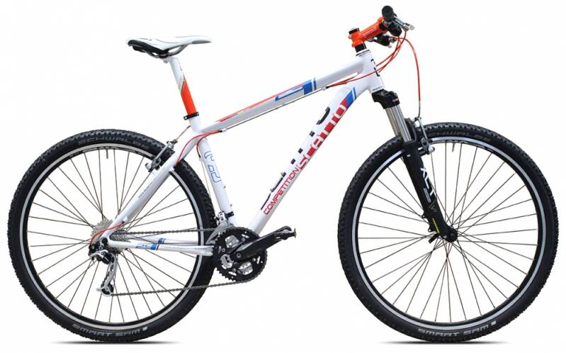 Competition 26/27/29er Deore XT + Magura 27 Speed vanaf € 899,-