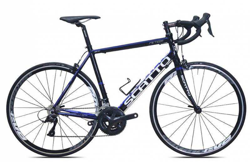 Meteor Customized Ultegra Di2 10 Speed elektronisch (LTD) vanaf € 1699,- HF ALU TB TUBES