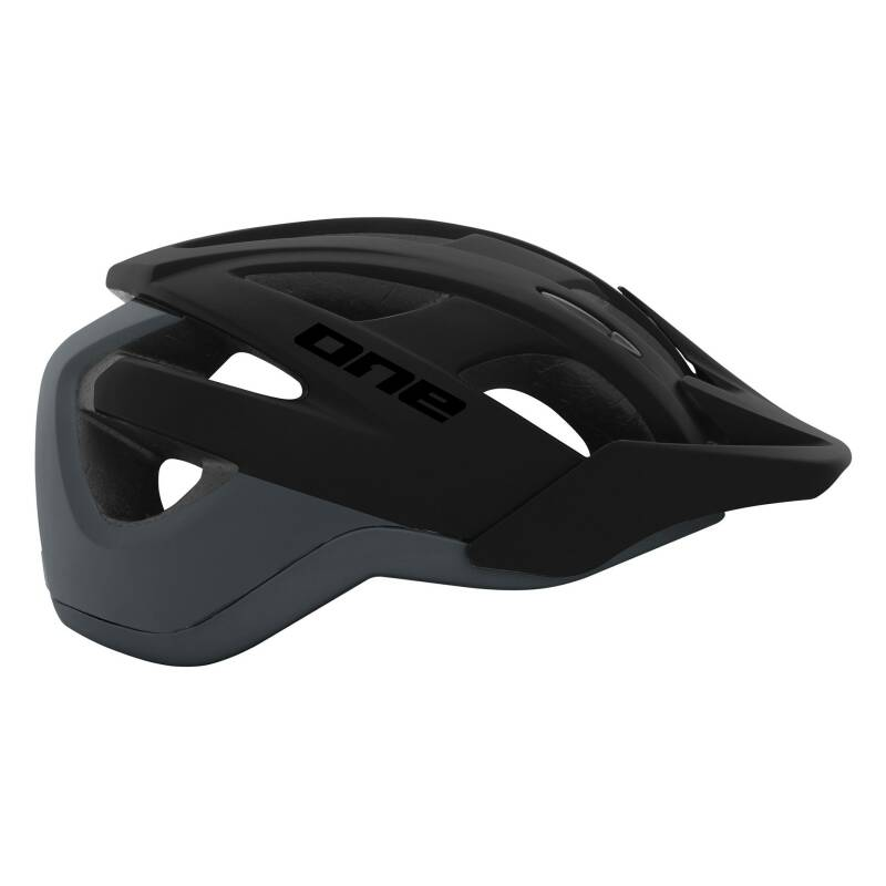 One helm trail pro Black Grey