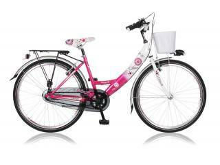Fiets Diva 24inch Nexus 3speed