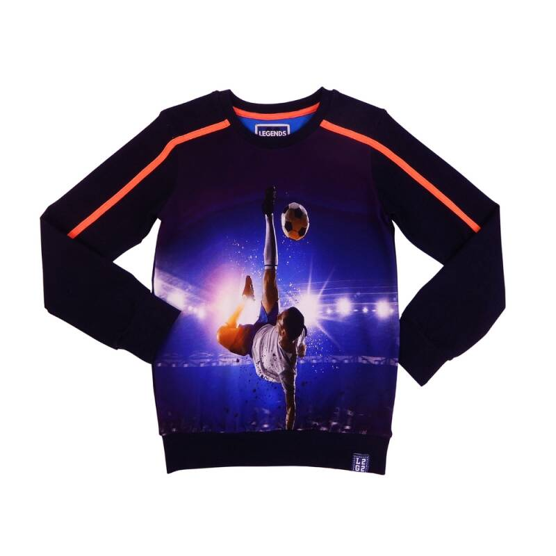Legends22 Jongens Sweater Champion