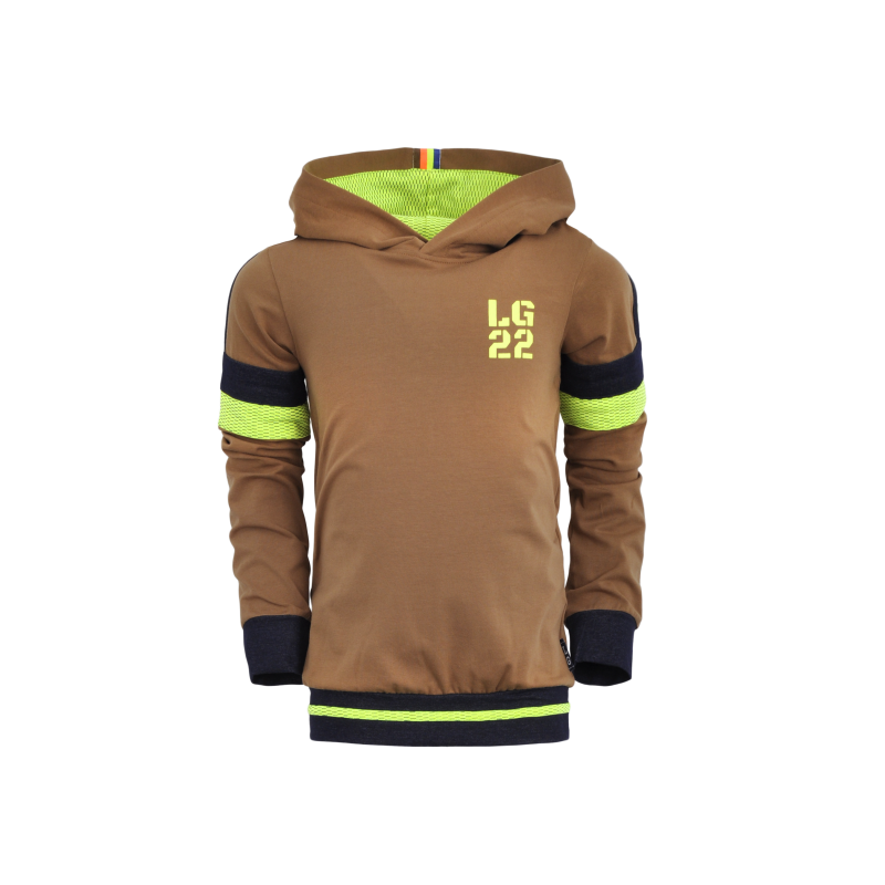 S21 LGND Hoody Raoul Brown
