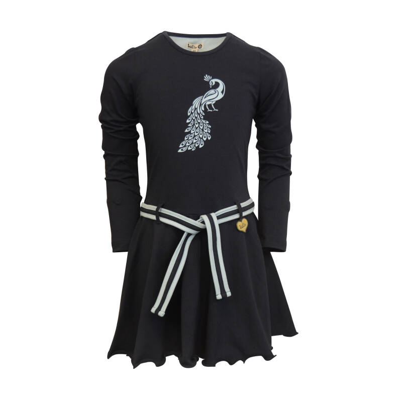 W20 Loffely dress Lacey Dark blue