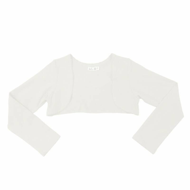 C '21 Sleeve bolero off-white