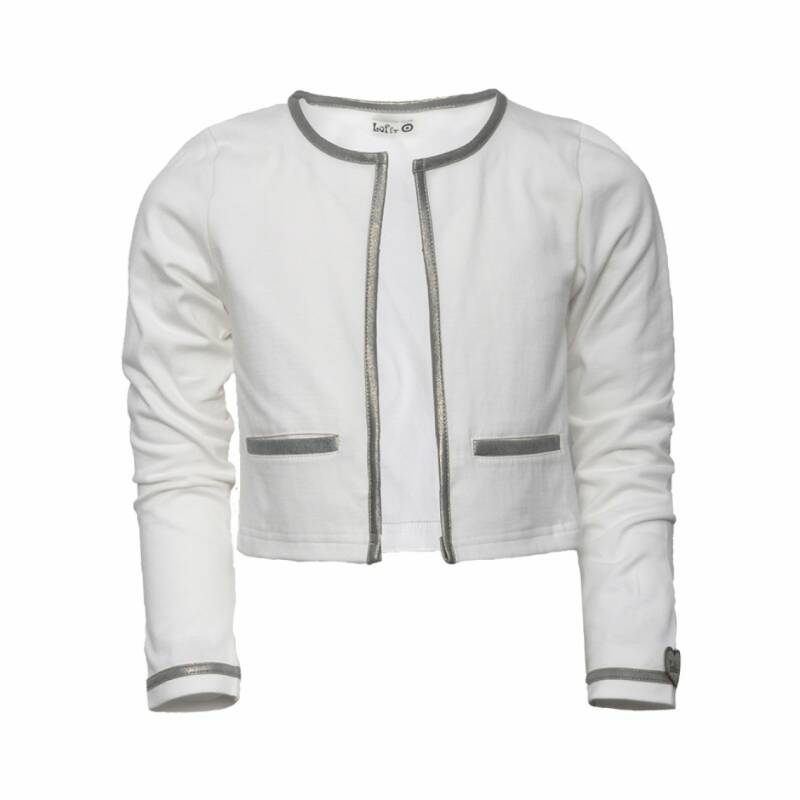 C '21 pretty jacket off-white / Silver (Pre-Order)