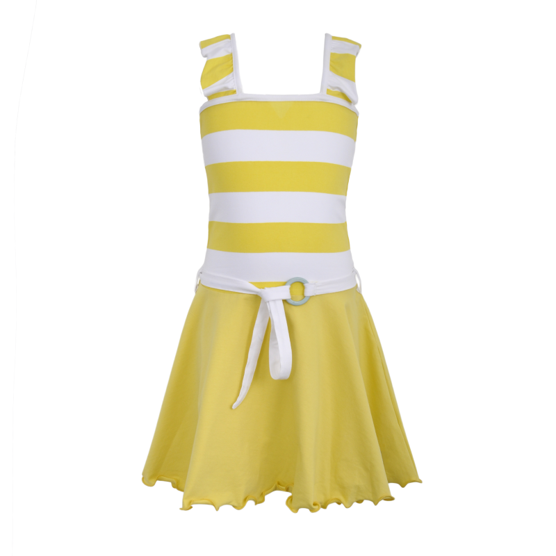 S21 Z8551-12 Lofffely Sleeveless  Yellow