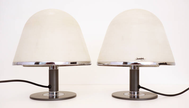 Pair of Guzzini 'Kuala' table lamps