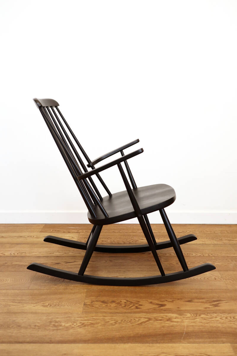 Rocking chair Pauvers-Vandenberghe