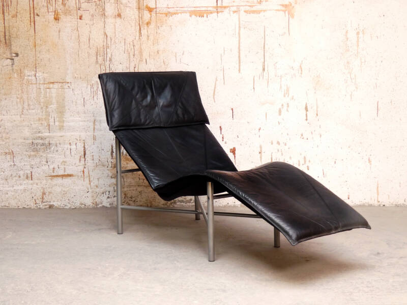 2 vintage lounge chairs Skye by Tord Björklund
