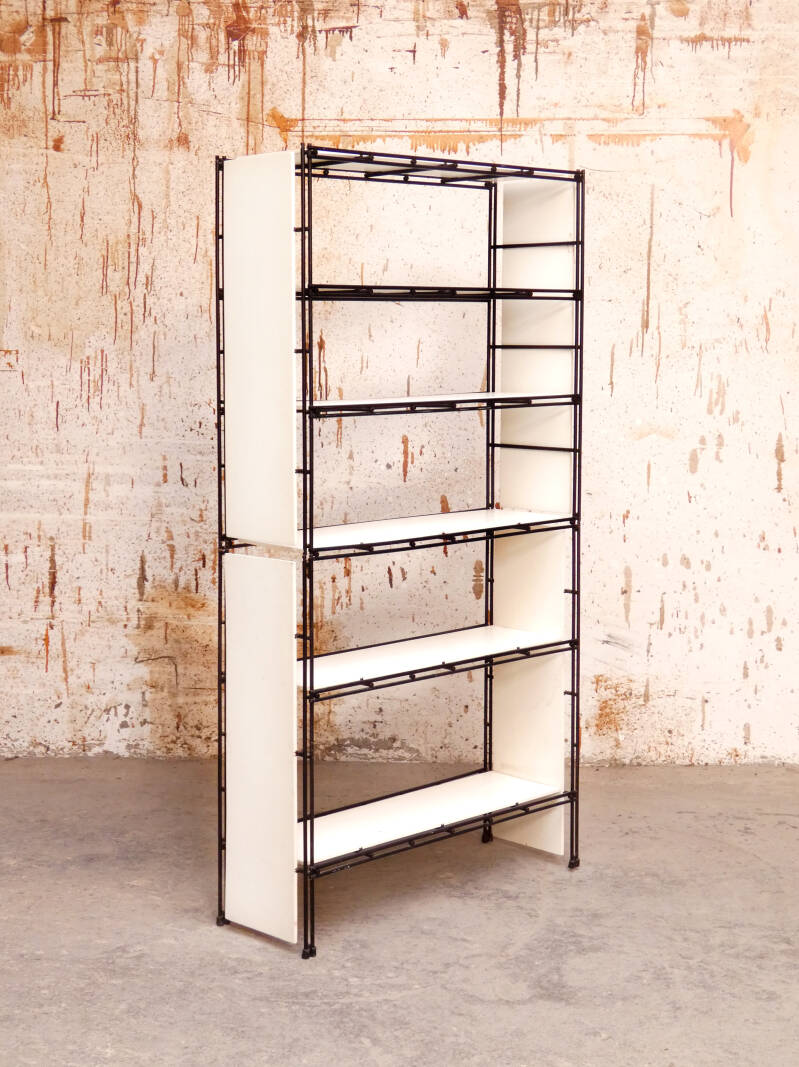 Multistrux shelving unit 1960s