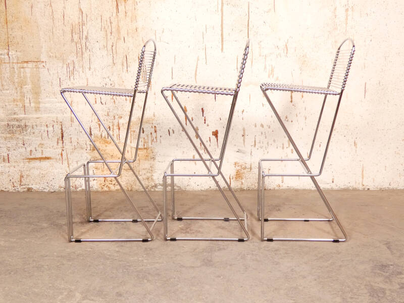Till Behrens for Schlubach style bar stools