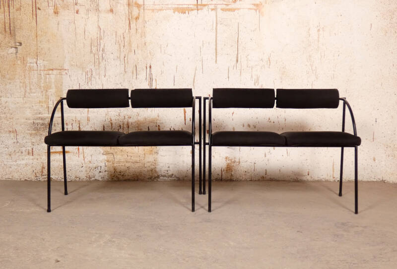 Rodney Kinsman Memphis style benches