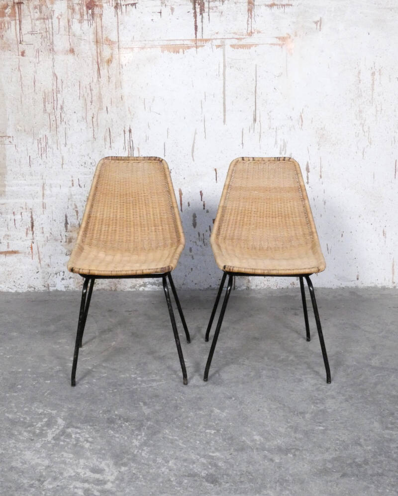 2 chairs by Dirk van Sliedregt for Rohe