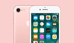 iPhone 7 refurbished 32Gb rose - gold  32 Gb