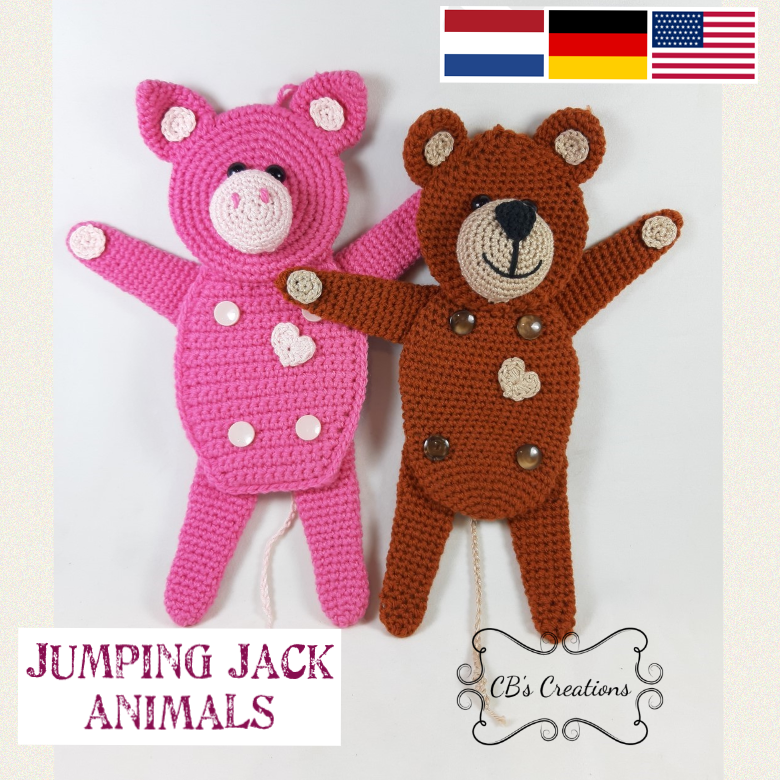 Jumping Jack Animals, PDF